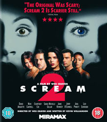 Scream 2 Video Cover