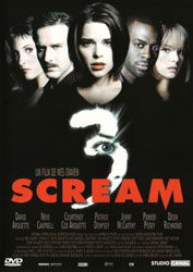 Scream 3 Video Cover