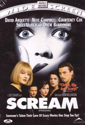 Scream Video Cover 1