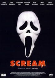 Scream Video Cover 4