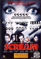 Scream Video Cover 5
