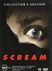 Scream Video Cover 6