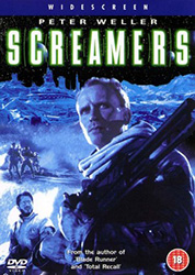 Screamers Video Cover 2