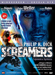 Screamers Video Cover 4