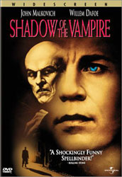 Shadow Of The Vampire Video Cover 1