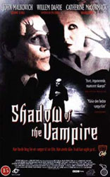 Shadow Of The Vampire Video Cover 2