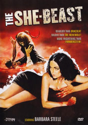 The She Beast Video Cover 1