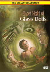 Short Night of Glass Dolls Video Cover