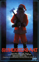 Silent Night, Deadly Night Video Cover 2