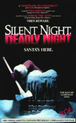 Silent Night, Deadly Night Video Cover 3
