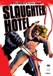 Slaughter Hotel Video Cover 1