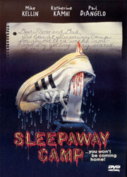 Sleepaway Camp Video Cover 1