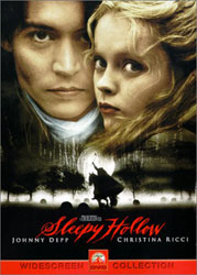 Sleepy Hollow Video Cover