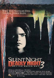 Silent Night, Deadly Night III: Better Watch Out! Video Cover