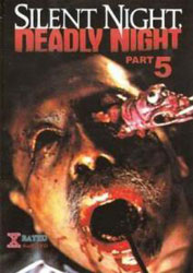 Silent Night, Deadly Night 5: The Toy Maker Video Cover 2