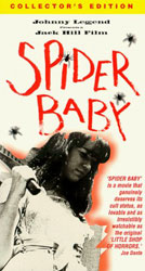 Spider Baby or, The Maddest Story Ever Told Video Cover 4