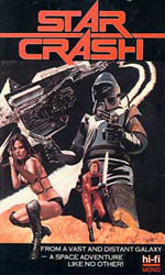 Starcrash Video Cover 1