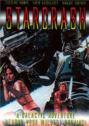 Starcrash Video Cover 3
