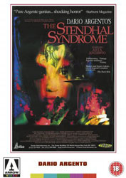 The Stendhal Syndrome Video Cover 3