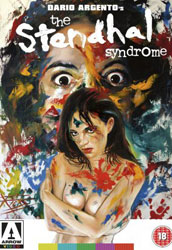 The Stendhal Syndrome Video Cover 4