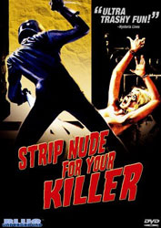 Strip Nude for Your Killer Video Cover