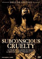 Subconscious Cruelty Video Cover 2