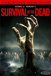 Survival of the Dead Video Cover 1