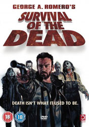 Survival of the Dead Video Cover 3