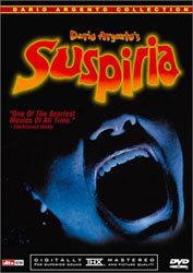 Suspiria Video Cover 1