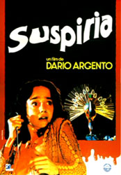 Suspiria Video Cover 5