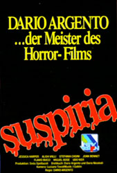 Suspiria Video Cover 6