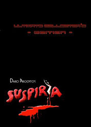 Suspiria Video Cover 7