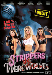 Strippers vs Werewolves Video Cover 1