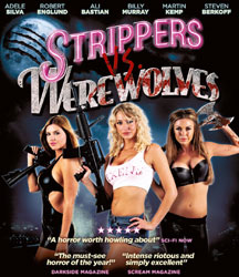 Strippers vs Werewolves Video Cover 2