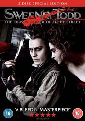Sweeney Todd: The Demon Barber of Fleet Street Video Cover 1