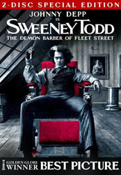 Sweeney Todd: The Demon Barber of Fleet Street Video Cover 2