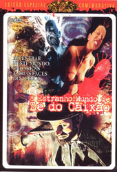 Strange World of Coffin Joe Video Cover 1