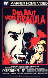 Taste the Blood of Dracula Video Cover 5