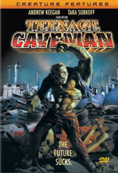 Teenage Caveman Video Cover 1