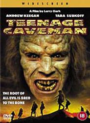 Teenage Caveman Video Cover 2