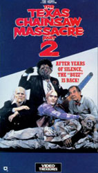 The Texas Chainsaw Massacre 2 Video Cover 1
