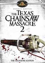 The Texas Chainsaw Massacre 2 Video Cover 2