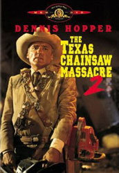 The Texas Chainsaw Massacre 2 Video Cover 4