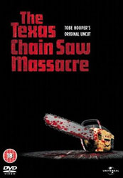 The Texas Chain Saw Massacre Video Cover 1