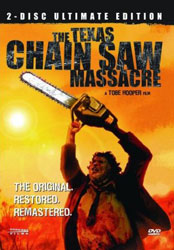 The Texas Chain Saw Massacre Video Cover 2