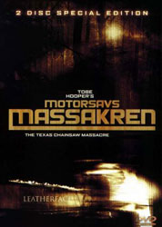 The Texas Chain Saw Massacre Video Cover 3