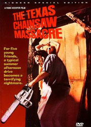 The Texas Chain Saw Massacre Video Cover 4