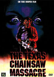 The Texas Chain Saw Massacre Video Cover 6