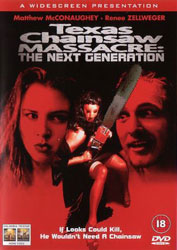 Texas Chainsaw Massacre: The Next Generation Video Cover 1