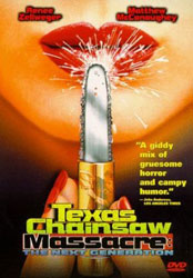 Texas Chainsaw Massacre: The Next Generation Video Cover 2